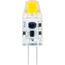 Integral LED Integral LED G4 Capsule Lamp 1.1W Warm White 100lm - 58867 - from Toolstation