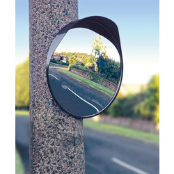 Streetwize Convex Blind Spot Mirror 40cm - 58897 - from Toolstation