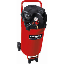Einhell Einhell TC-AC240/50/10 50L 2Hp Upright Oil Free Air Compressor 230V - 59055 - from Toolstation