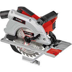 Einhell Einhell TE-CS 190 1500W 190mm Circular Saw 240V - 59059 - from Toolstation