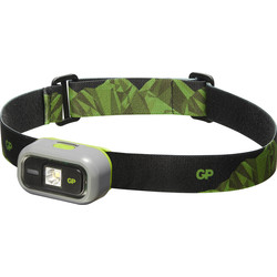 GP GP Discovery CH33 LED Red Night Vision Head Torch 100lm - 59255 - from Toolstation