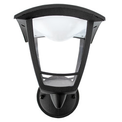 Luceco LED 4 Panel Coach Lantern IP44
