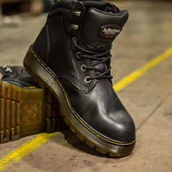 Dr Martens Brace Safety Boots