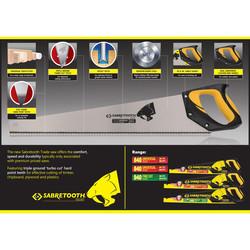 C.K T0840 Sabretooth Trade Universal Saw