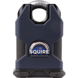 Squire Squire Stronghold Solid Steel Padlock 50 x 10 x 26mm CS - 59527 - from Toolstation