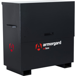 Armorgard Armorgard OxBox Site Chest 1210 x 640 x 1175mm - 59530 - from Toolstation