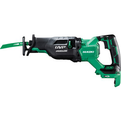 Hikoki Hikoki CR36DA 36V MultiVolt Brushless Recip Saw 2 x 2.5Ah Multivolt - 59573 - from Toolstation