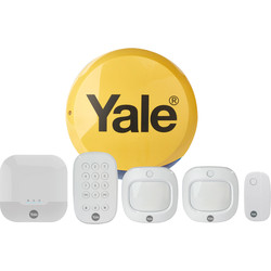 Yale Smart Living Yale Sync Smart Home Alarm Family Kit IA-320 - 59652 - from Toolstation