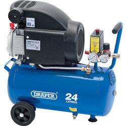 Draper Draper 24L 1500W Air Compressor 230V - 59691 - from Toolstation