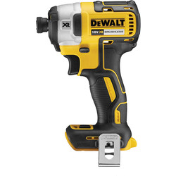 DeWalt DeWalt DCF887 18V XR Li-Ion Cordless Brushless Impact Driver Body Only - 59738 - from Toolstation