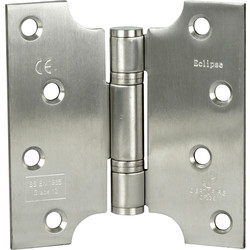 Eclipse Grade 13 Parliament Hinge Satin - 59888 - from Toolstation