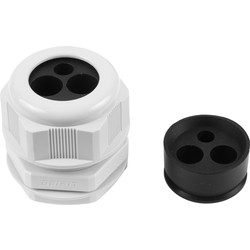 Consumer Unit Cable Gland Kit 32mm Nylon - 59889 - from Toolstation