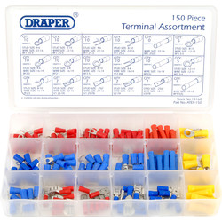Draper Electrical Crimp Pack  - 59926 - from Toolstation
