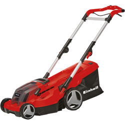 Einhell Einhell Power X-Change 36V (2x18V) 37cm Cordless Lawn Mower Body Only - 60015 - from Toolstation