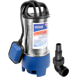 Draper Draper 25360 Dirty Water Pump 750W - 60074 - from Toolstation