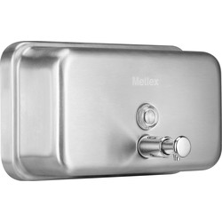 Metlex Metlex Kepler Wide Soap Dispenser 1250ml Stainless Steel - 60141 - from Toolstation