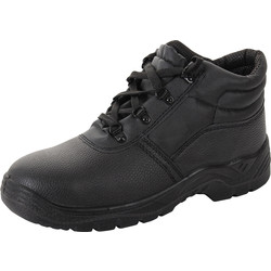 Chukka Safety Boots Size 10 - 60148 - from Toolstation