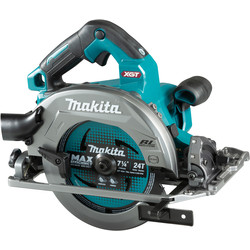 Makita Makita XGT 40V Max Circular Saw 190mm 1 x 2.5Ah - 60205 - from Toolstation