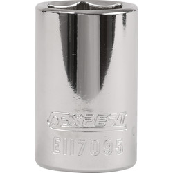 Expert by Facom Expert by Facom 6 Point 1/2 Inch Standard Socket 17mm - 60234 - from Toolstation