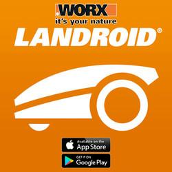 Worx Landroid WR130E Brushless 20V 18cm Robotic Lawnmower