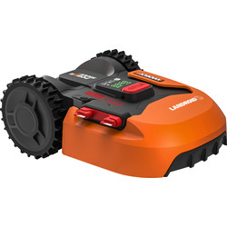 Worx Worx Landroid WR130E Brushless 20V 18cm Robotic Lawnmower 1 x 2.0Ah - 60241 - from Toolstation