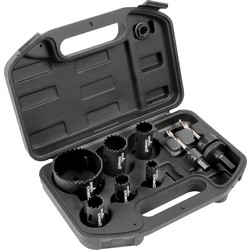 Abracs Abracs Electricians Holesaw Kit  - 60317 - from Toolstation