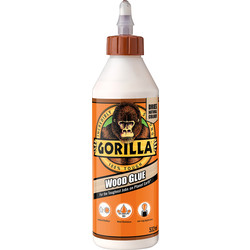 Gorilla Glue Gorilla Wood Glue 532ml - 60395 - from Toolstation