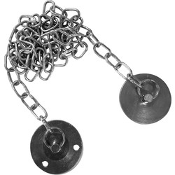 Agrippa Agrippa Sound Activated Battery Operated Door Holder Chain Guard - 60553 - from Toolstation