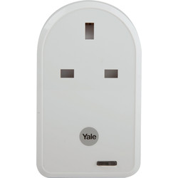 Yale Smart Living Yale Smart Home Alarm System Power Switch  - 60554 - from Toolstation