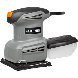Bauker Bauker 200W 1/4 Sheet Sander 240V - 60599 - from Toolstation