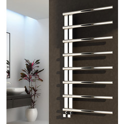 Reina Celico Towel Radiator 1415 x 500mm 2954Btu - 60638 - from Toolstation