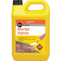 Everbuild Mortar Plasticising Admix 5L - 60707 - from Toolstation