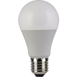 Corby Lighting Corby Lighting LED GLS Frosted Dimmable Lamp 10W E27/ES 810lm Warm White - 60786 - from Toolstation