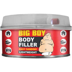 Big Boy Big Boy Lightweight Body Filler 600ml - 60837 - from Toolstation