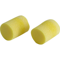 Foam Ear Plugs  - 60847 - from Toolstation