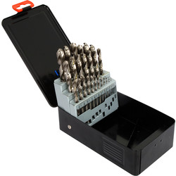 Heller Cobalt Pro Drill Bit Set  - 60904 - from Toolstation