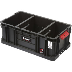 Trend Trend Modular Storage Compact Tote 200mm - 60987 - from Toolstation