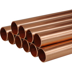 Wednesbury Wednesbury Copper Pipe 22mm x 2m - 60997 - from Toolstation