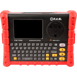 TIS TIS Downloading Portable Appliance Tester 700 SafetyPat - 61011 - from Toolstation