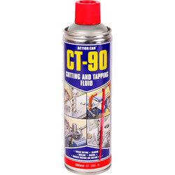 Action Can Action Can CT-90 Cutting & Tapping Fluid 500ml - 61138 - from Toolstation