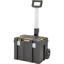 DeWalt DeWalt TSTAK 2.0 Mobile Storage Box  - 61153 - from Toolstation