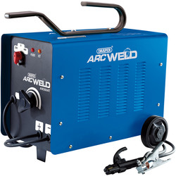 Draper Draper 250A Turbo Arc Welder 230/400V - 61189 - from Toolstation