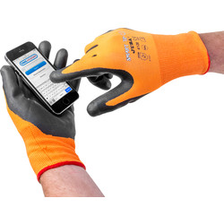 Juba JUBA Smart Tip Gloves Large - 61198 - from Toolstation