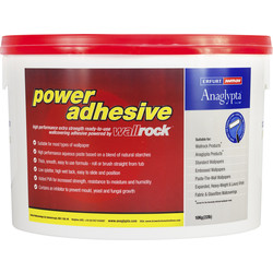 Erfurt Mav Wallrock Fibre Wallrock Fibreliner Power Adhesive 10kg - 61235 - from Toolstation