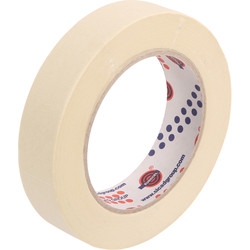 Eurocel Eurocel Masking Tape 25mm x 50m - 61281 - from Toolstation
