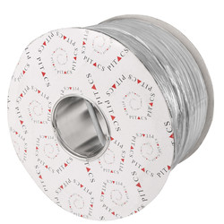 Pitacs Pitacs Twin & Earth Cable (6242Y) Grey 2.5mm2 x 50m Drum - 61345 - from Toolstation