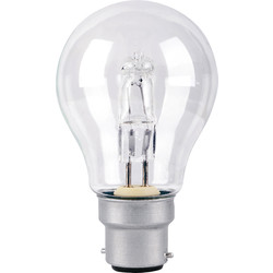 Corby Lighting Corby Lighting Halogen GLS Dimmable Lamp 42W B22/BC 630lm - 61367 - from Toolstation