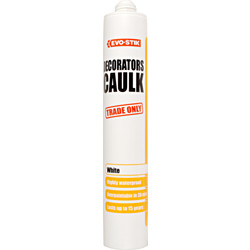 Evo-Stik Evo-Stik Trade Decorators Caulk 380ml - 61539 - from Toolstation
