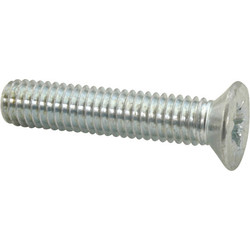 Countersunk Phillips Machine Screw M6 x 30 - 61540 - from Toolstation