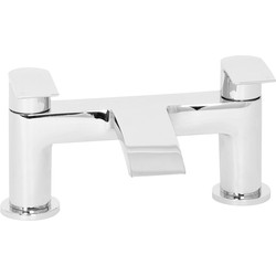 Highlife Coll Taps Bath Filler - 61607 - from Toolstation